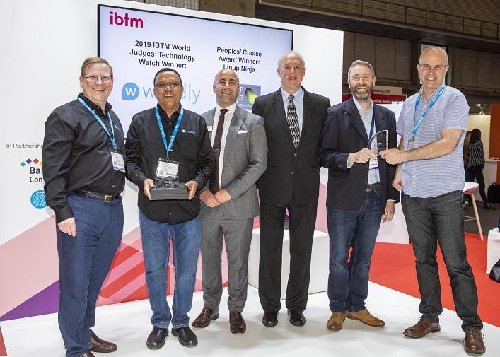 IBTM World Tech Watch Award